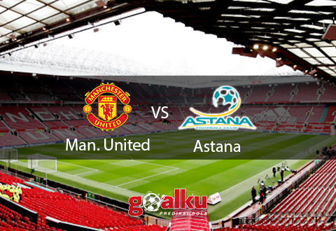 man united vs astana