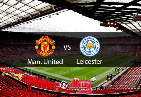 man united vs leicester