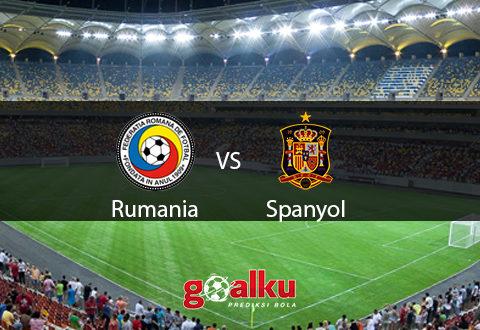 rumania vs spanyol