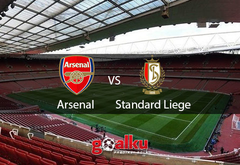 arsenal vs standard liege