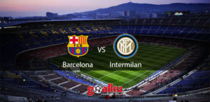 barcelona vs intermilan