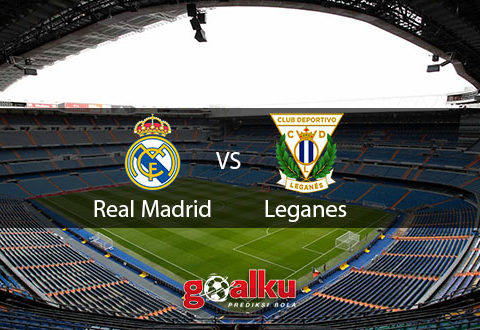 real madrid vs leganes