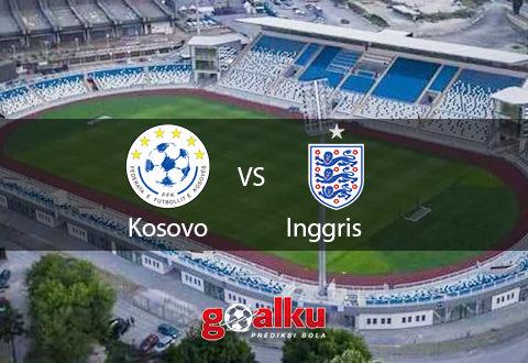 kosovo vs inggris
