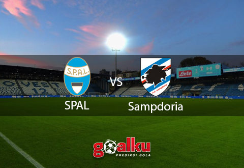 spal vs sampdoria