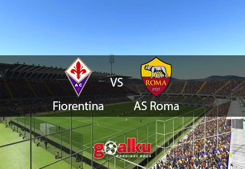 fiorentina vs as roma