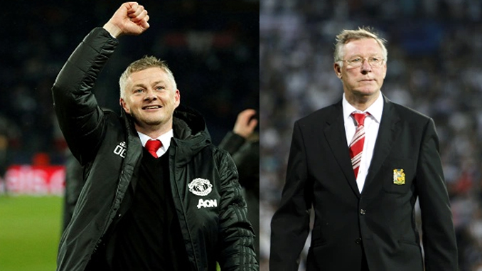 Solskjaer Bakal Ikuti Jejak Sir Alex Ferguson