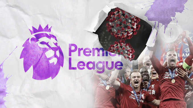 Gelar Juara Liverpool Tertunda Akibat Liga Inggris Dihentikan