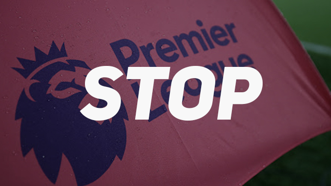 FA Segera Hentikan Liga Inggris