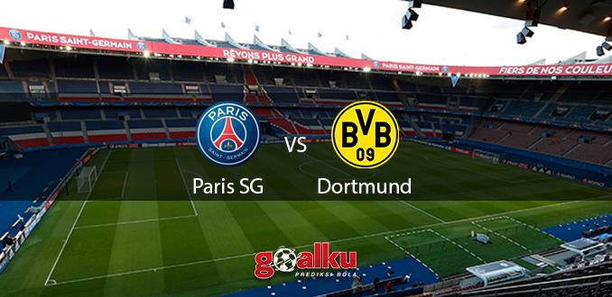 Prediksi Bola PSG vs Borrusia Dortmund 12 Maret 2020