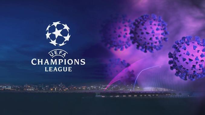 UEFA Hentikan Sementara Liga Champions dan Liga Eropa