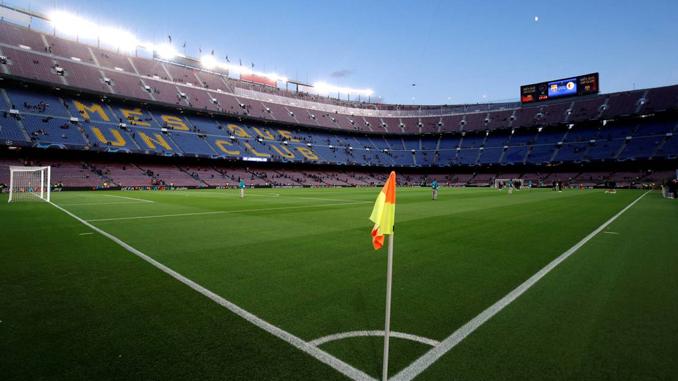 Barcelona Akan Hadirkan Fans Virtual di Camp Nou
