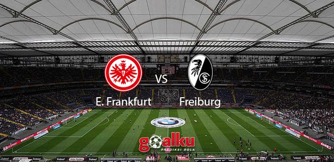 Prediksi Bola Eintracht Frankfurt vs Freiburg 27 Mei 2020
