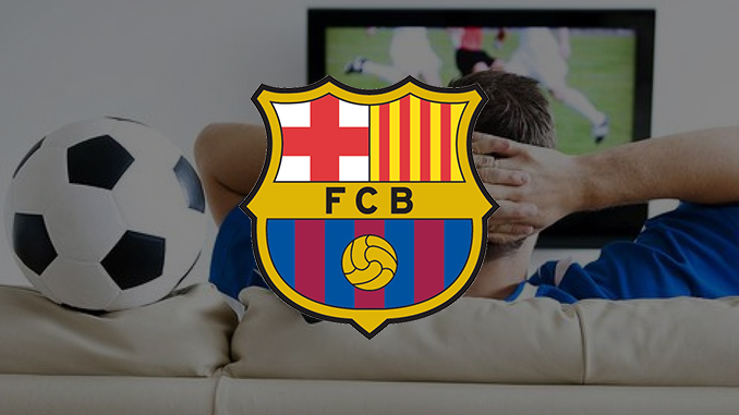 Pemain Barcelona Dipaksa Menonton Pertandingan Sepak Bola Selama Lockdown