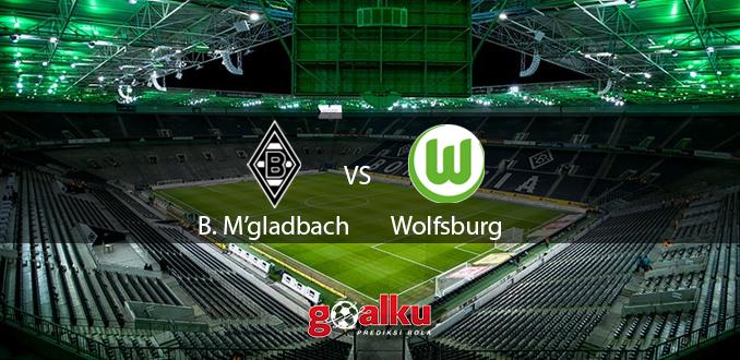 Prediksi Bola Borussia M'gladbach vs Wolfsburg 16 Juni 2020