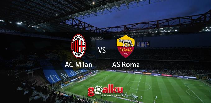 Prediksi Bola AC Milan vs AS Roma 28 Juni 2020