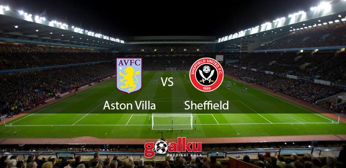 Prediksi Bola Aston Villa vs Sheffield United 18 Juni 2020