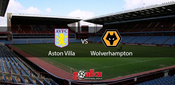 Prediksi Bola Aston Villa vs Wolverhampton 27 Juni 2020