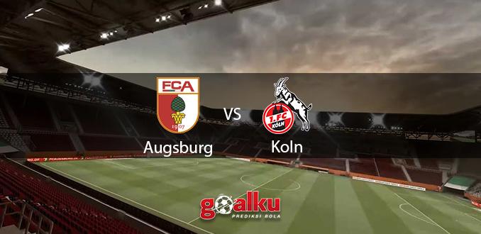 Prediksi Bola Augsburg vs Koln 7 Juni 2020