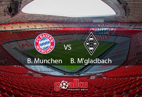 bayer-munchen-vs-Borussia-M'gladbach