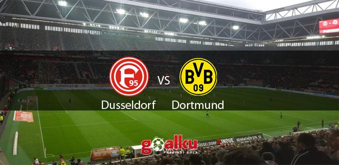 Prediksi Bola Fortuna Dusseldorf vs Borussia Dortmund 13 Juni 2020