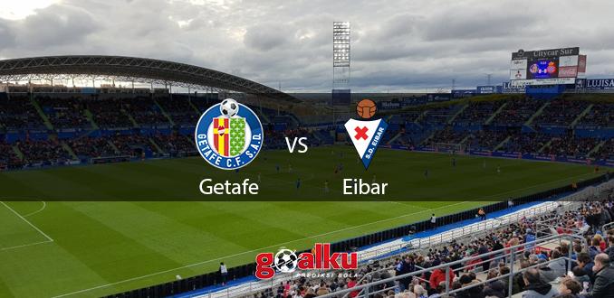 Prediksi Bola Getafe vs Eibar 21 Juni 2020
