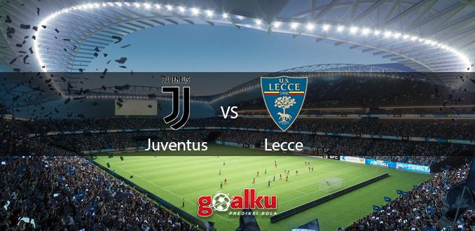 Prediksi Bola Juventus vs Lecce 27 Juni 2020