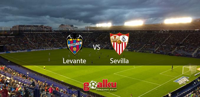 Prediksi Bola Levante vs Sevilla 16 Juni 2020