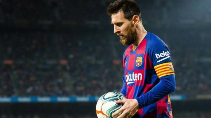 Lionel Messi Nyatakan Perang Dingin Terhadap Barcelona