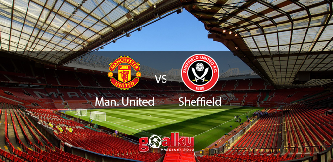 Prediksi Bola Manchester United vs Sheffield United 25 Juni 2020