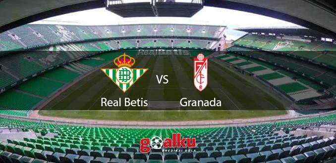 Prediksi Bola Real Betis vs Granada 16 Juni 2020