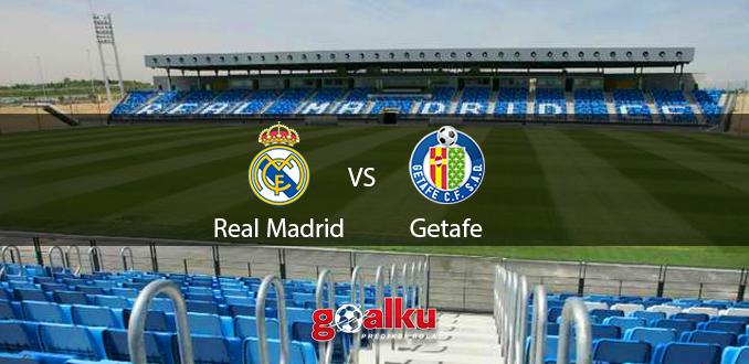 Prediksi Bola Real Madrid vs Getafe 3 Juli 2020