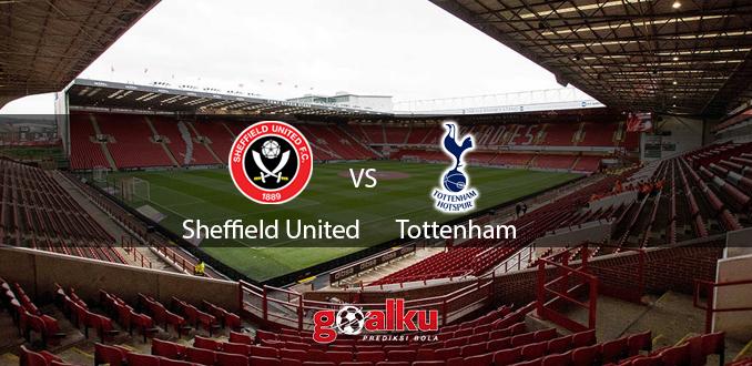 Prediksi Bola Sheffield United vs Tottenham 3 Juli 2020
